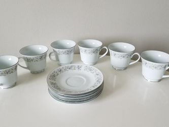 Vintage Dynasty Elegance Teacups & Saucers for Sale in Wilmington,  DE