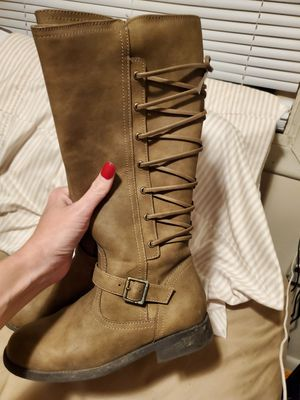 SO Girls riding boots Size 3 for Sale in Indianapolis, IN