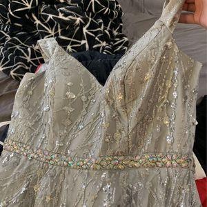 Sparkly Silver Dress for Sale in West Jordan, UT