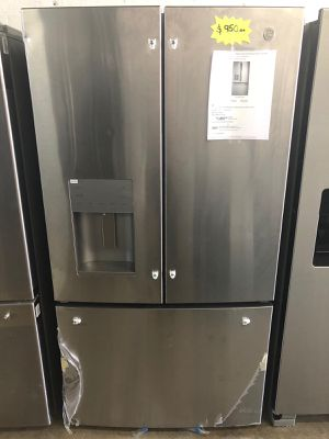 "Brand new GE refrigerator 36"" with warranty for Sale in Hialeah, FL"