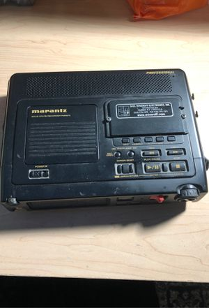 Marantz Recorder for Sale in Niles, IL