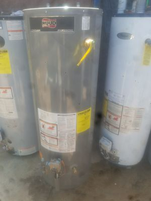 gas and electric water heaters for Sale in Las Vegas, NV
