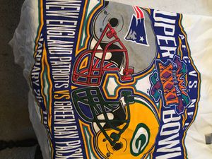 New 31st Super Bowl T shirt and cap for Sale in Payson, AZ
