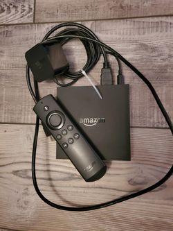Amazon fire tv 4k for Sale in Monroe,  WA