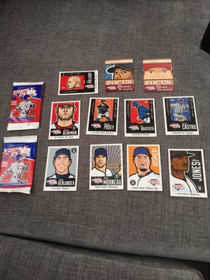Triple Play panini MLB baseball cards for Sale in Las Vegas, NV