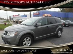 2012 Dodge Journey for Sale in Redford Charter Township, MI