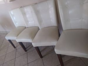 4 chairs for Sale in Las Vegas, NV