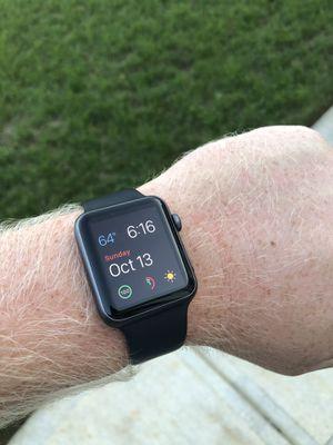 Apple Watch Series 1 - 42mm Black for Sale in Avon, IN