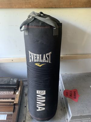 Punching bag for Sale in Joliet, IL