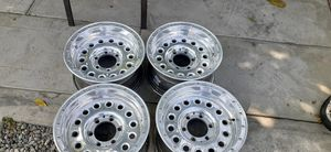 Set de rines 16x8 para chevy o toyota for Sale in Riverside, CA