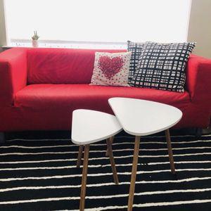 Ikea Couch (loveseat) for Sale in Reston, VA