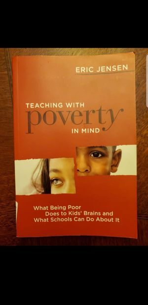 Teaching with Poverty in Mind by Eric Jensen. for Sale in Old Mill Creek, IL