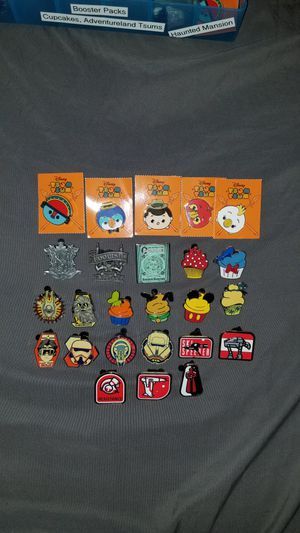 Disney pins for Sale in Redlands, CA