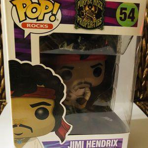 Jimi Hendrix Funko POP for Sale in Vancouver, WA