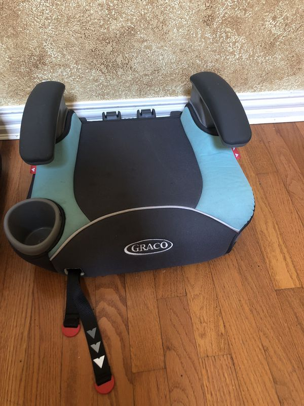 Graco car seat boosters