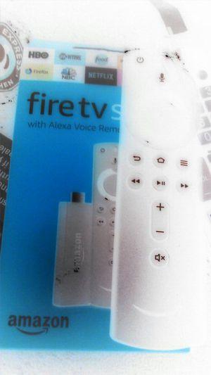 Bring your own. Amazon fire event stick for Sale in Atlanta, GA