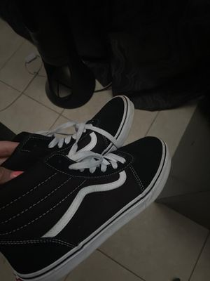 High Top Black Vans for Sale in Port St. Lucie, FL