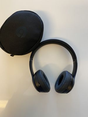 Beats Solo 3 Wireless Headphones for Sale in Henderson, NV