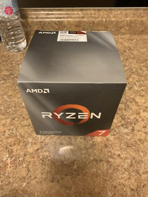 AMD RYZEN 7 3700X 4.4GHz Max Boost for Sale in Dearborn, MI