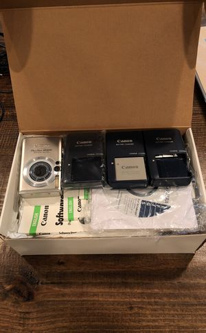 Canon PowerShot SD600 -refurbished for Sale in Dallas, TX