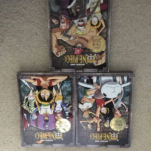 One Piece Season 2 anime lot for Sale in Snohomish, WA