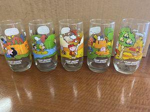 Camp Snoopy McDonalds Glass collection for Sale in Ridgefield, WA
