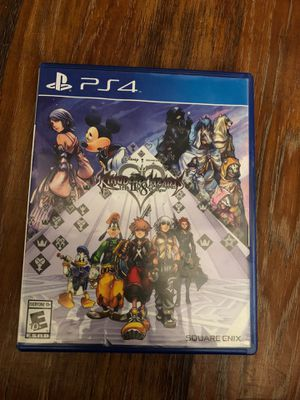 Kingdom Hearts 2.8 PS4 for Sale in Hialeah, FL