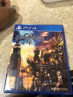 Kingdom hearts 3 for Sale in Brooklyn, NY