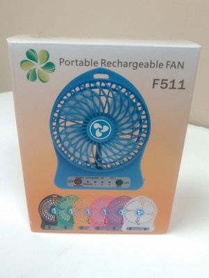 Portable Rechargeable FAN F511 for Sale in Falls Church, VA