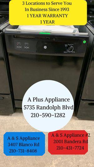 Ge Dishwasher 1 Year Warranty for Sale in San Antonio, TX