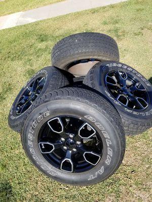 Jeep JKU Rims & Tires for Sale in Garden Grove, CA
