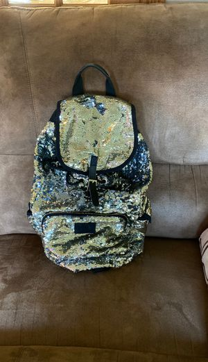 PINK Glitter Backpack for Sale in Carol Stream, IL