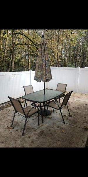 Patio set for Sale in Battle Ground, WA