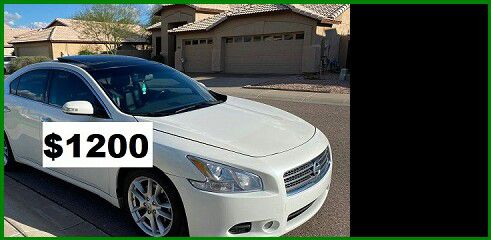 Price$1200 Nissan Maxima for Sale in Rochester,  NY