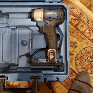 Hercules Hex Compact Impact Driver for Sale in Rockville Centre, NY