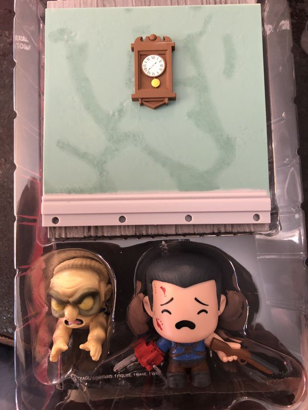Loot Crate Evil Dead 2 toy figure
