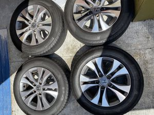 2013 Honda Accord Rims and New Pirelli Tires for Sale in Culver City, CA