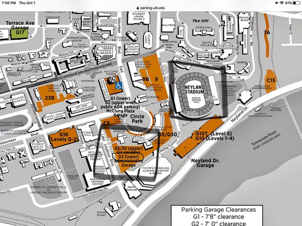 TENNESSEE VOLS vs. FLORIDA GATORS FOOTBALL - DEC 5, 2020 w/ Parking