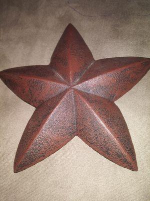 Rustic barn star for Sale in Manassas, VA
