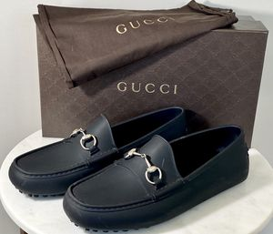 Gucci water proof loafers for Sale in Williamsburg, VA