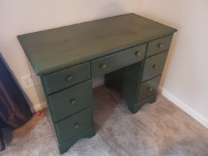 Antique, Solid Oak child's desk for Sale in Cypress, TX