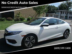 2017 Honda Civic Coupe for Sale in Trenton, NJ