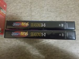 Saved by the bell seasons 1-5 DVD for Sale in Hialeah, FL