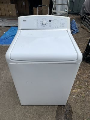 FREE Kenmore elite washer for Sale in Portland, OR
