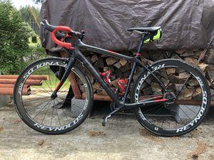 Trek Domane 4.5 with Reynolds carbon wheels for Sale in Bremerton, WA
