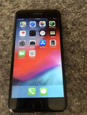 iphone 7 plus, 32gb, matte black for Sale in Norco, CA