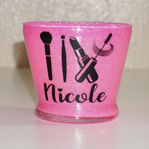 Personalized GIFTS | Vanity/Room Decor | Makeup Brush Holders | Party Centerpieces | Organizers for Sale in Houston, TX
