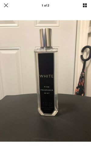 1 White Bath and Body Works Fine Fragrance Mist 8 fl oz NEW for Sale in Coral Gables, FL