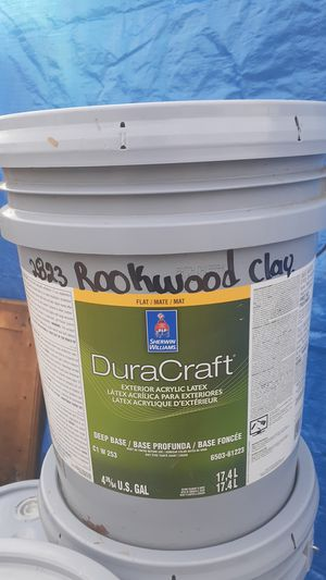 Pintura exterior 2823 ROOKWOOD CLAY for Sale in Phoenix, AZ