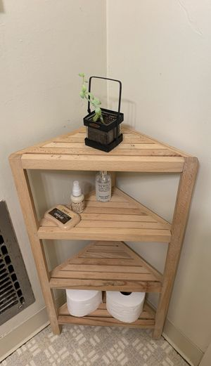Corner shelf unit for Sale in Long Beach, CA